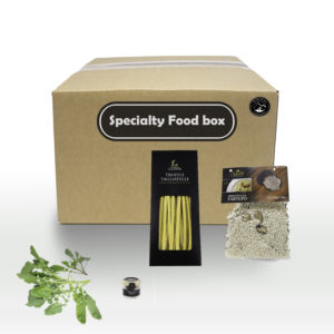 Specialty food box